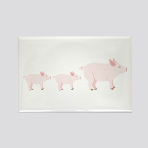 Little Pigs Magnets