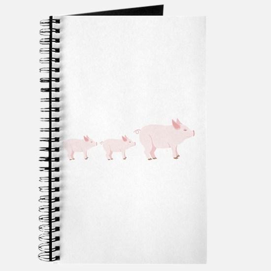 Little Pigs Journal