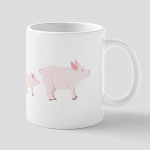 Little Pigs Mugs