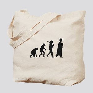 Graduation Evolution Tote Bag