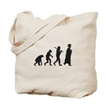 Graduation Evolution Tote Bag