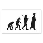 Graduation Evolution Sticker