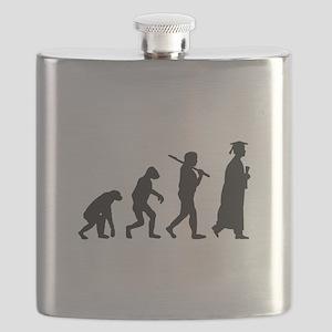 Graduation Evolution Flask