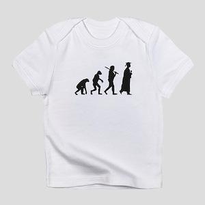 Graduation Evolution Infant T-Shirt