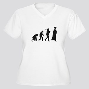 Graduation Evolution Plus Size T-Shirt