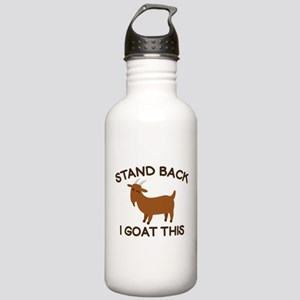 I Goat This Stainless Water Bottle 1.0L