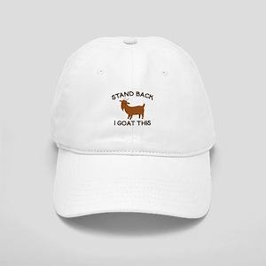 I Goat This Cap