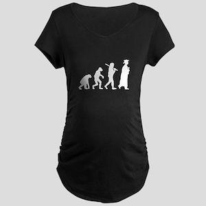 Graduation Evolution Maternity T-Shirt