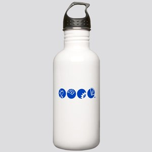 STEM Education Icons Stainless Water Bottle 1.0L