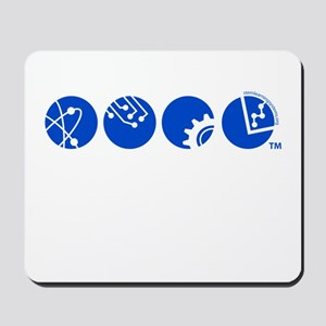 STEM Education Icons Mousepad