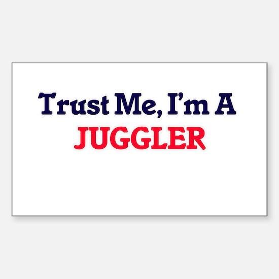 Trust me, I'm a Juggler Decal