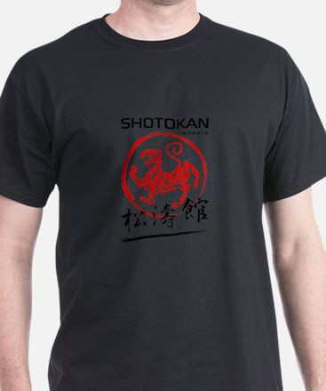 Shotokan Karate Tiger T-Shirt