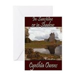 In Sunshine or in Shadow Greeting Card