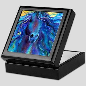 Arabian Horse #3 Keepsake Box