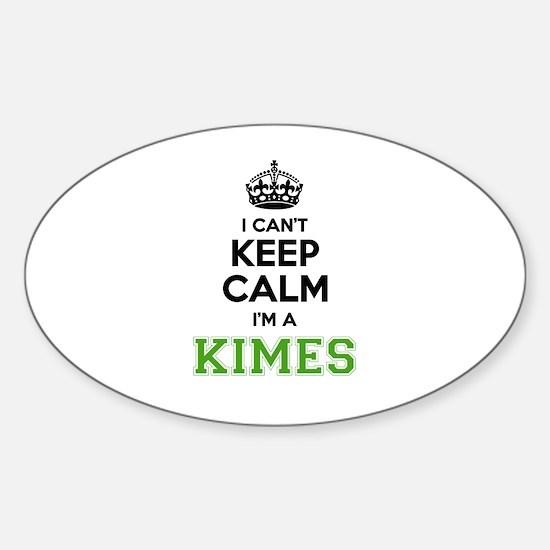 KIMES I cant keeep calm Decal