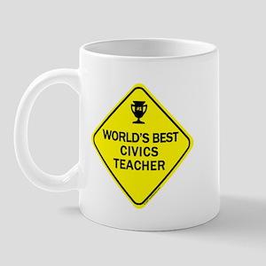 Teacher Civics Mug