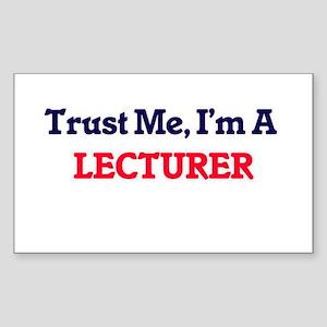 Trust me, I'm a Lecturer Sticker