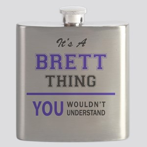 It's BRETT thing, you wouldn't understand Flask