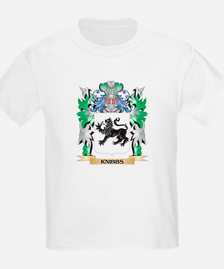 Knibbs Coat of Arms - Family Crest T-Shirt