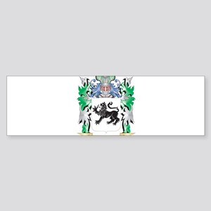 Knibbs Coat of Arms - Family Crest Bumper Sticker