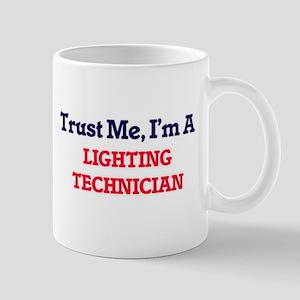 Trust me, I'm a Lighting Technician Mugs