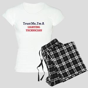 Trust me, I'm a Lighting Te Women's Light Pajamas