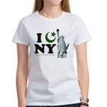 Statue of Liberty - Eid Ramadan Islam Women's T-Sh