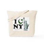 Statue of Liberty - Eid Ramadan Islam Tote Bag