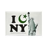 Statue of Liberty - Eid Ramadan Islam Rectangle Ma