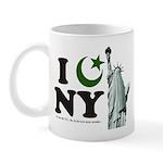 Statue of Liberty - Eid Ramadan Islam Mug