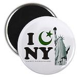 Statue of Liberty - Eid Ramadan Islam Magnet