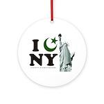 Statue of Liberty - Eid Ramadan Islam Ornament (Ro