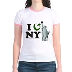 Statue of Liberty - Eid Ramadan Islam Jr. Ringer T