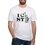 Statue of Liberty - Eid Ramadan Islam Fitted T-Shi