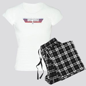 Top Gun 30th Anniversary Women's Light Pajamas