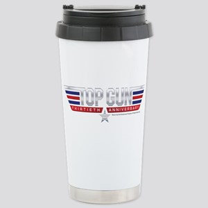 Top Gun 30th Anniversar Stainless Steel Travel Mug