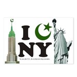 New York City under Islam Postcards (Package of 8)