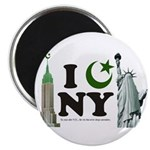 New York City under Islam Magnet