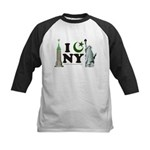 New York City under Islam Kids Baseball Jersey