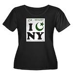 Eid - New York City Women's Plus Size Scoop Neck D
