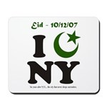 Eid - New York City Mousepad
