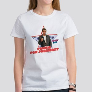 Fonzie for President Women's T-Shirt
