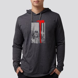 Firefighter Long Sleeve T-Shirt