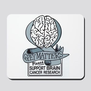 Grey Matters Support Brain Cancer Research Mousepa