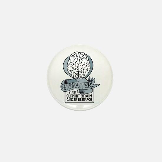 Grey Matters Support Brain Cancer Research Mini Bu