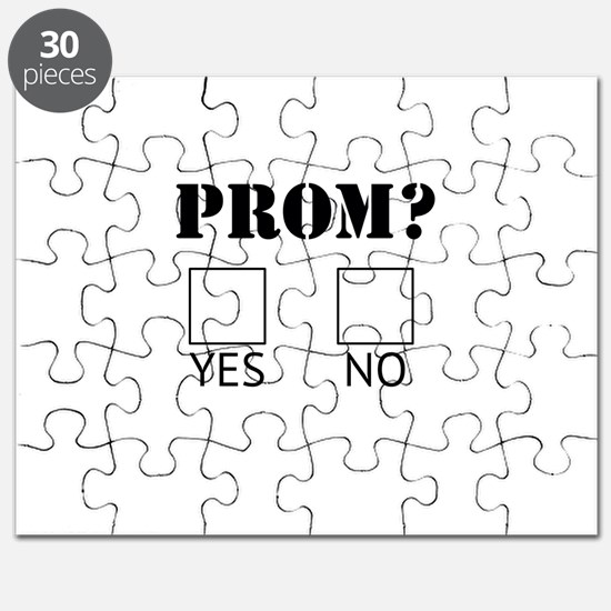 Do you want to go to Prom with me Puzzle