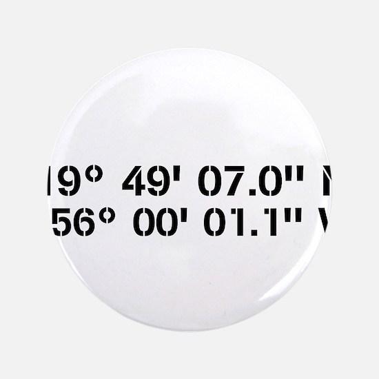 Latitude Longitude Personalized Custom Button