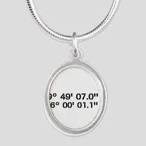 Latitude Longitude Personalized Custom Necklaces