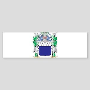 Kollatsch Coat of Arms - Family Cre Bumper Sticker