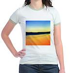 203.mckensie river twilite.. Jr. Ringer T-Shirt